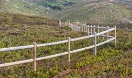 Fenced Royalty Free Stock Photo