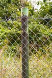 Fencepost Royalty Free Stock Image