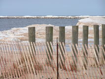 Fences at Frankfort Stock Images