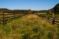 Fences Royalty Free Stock Image