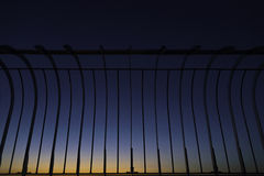 Fences Royalty Free Stock Photography