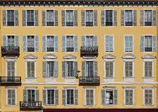 Fench balcony Royalty Free Stock Images