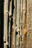 Fench de madeira Imagem de Stock Royalty Free