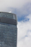 20 Fenchurch街'携带无线电话'大厦-伦敦 免版税图库摄影