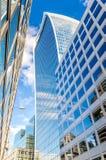 20 Fenchurch Straße, alias Funksprechgerät-Turm, London Lizenzfreie Stockfotografie