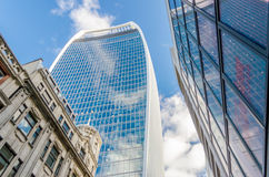 20 Fenchurch Straße, alias Funksprechgerät-Turm, London Stockfoto