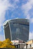 20 Fenchurch Straßen-'Funksprechgerät' Gebäude - London Lizenzfreie Stockfotos