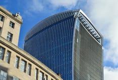 20 Fenchurch Straßengebäude Lizenzfreie Stockfotografie