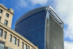 20 Fenchurch Street building Royalty Free Stock Photography