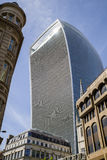 20 Fenchurch Street in London Stock Photography