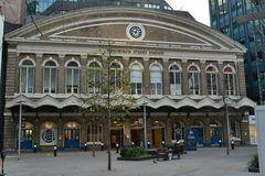 Fenchurch street railway station London Stock Images