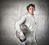 Fencing Royalty Free Stock Photos