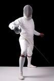 fencing imagen de archivo