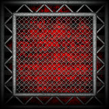 Fencing background royalty free stock photo