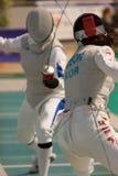 Fencing Cup Torino 2013 Stock Photos
