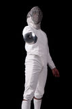 Fencing Stock Image