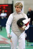 FENCING WORLD CUP: Foil Venice's Trophy - JOPPICH Stock Photos