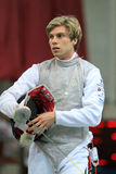 FENCING WORLD CUP: Foil Venice's Trophy - JOPPICH Royalty Free Stock Photography