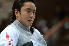 FENCING WORLD CUP: Foil Venice's Trophy - OTA Royalty Free Stock Image