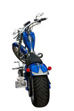 Fency motorcycle Royalty Free Stock Photo