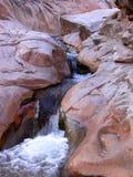 Fenda de conexão em cascata Fotografia de Stock Royalty Free