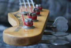 Fender Bass Guitar stockfotografie