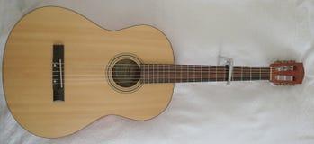 Fender classical guitar ESC105 Stock Photos