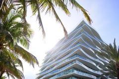 Fendi Chateau Residences Surfside FL Royalty Free Stock Photo