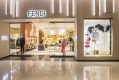 Fendi store Stock Photography