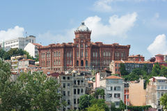 The Fener College In Istanbul Stock Photos