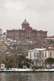 Fener Rum High School,Istanbul, Turkey royalty free stock photos