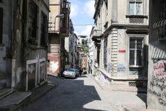 Fenerdistrict in Istanboel Royalty-vrije Stock Afbeelding