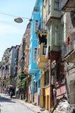 Fenerdistrict in Istanboel Royalty-vrije Stock Foto's