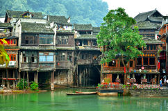 Feng Huang Old town Royalty Free Stock Images