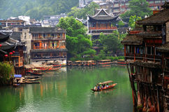 Feng Huang Old town Royalty Free Stock Photos