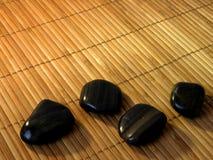 feng shui石头 库存图片