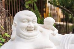 Feng Shui Buddha en su Lai Buddhist Temple, California Imagen de archivo libre de regalías