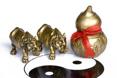 Feng Shui Geomancy Stock Images