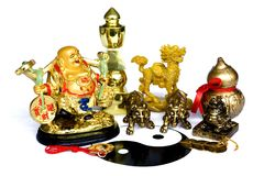 Feng Shui Geomancy Royalty Free Stock Image