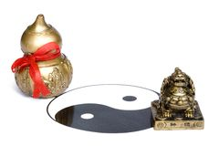 Feng Shui Geomancy Royalty Free Stock Photos