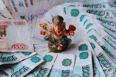 Feng Shui and luck in business. Royalty Free Stock Photos