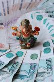 Feng Shui and luck in business. Royalty Free Stock Photography