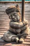Feng Shui ogród Obrazy Royalty Free