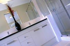 Feng Shui - salle de bains Photos stock