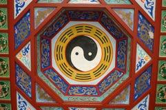 Feng Shui - sinal chinês Imagem de Stock