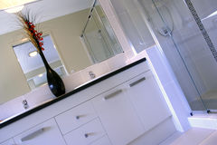 Feng Shui - stanza da bagno Fotografie Stock