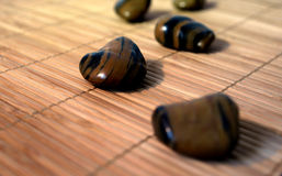 Feng Shui Stones Stock Images
