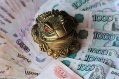 Feng Shui y dinero Foto de archivo libre de regalías