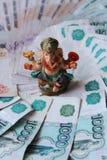 Feng Shui y suerte en negocio Fotografía de archivo libre de regalías
