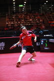 FENG Tianwei. From Singapor. World table tennis championships in Dusseldorf. 29 May 6 june 2017 Royalty Free Stock Photo